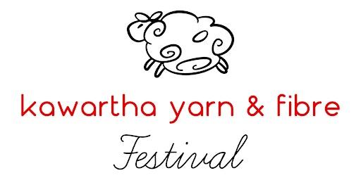 Kawartha Yarn & Fibre Festival 2020