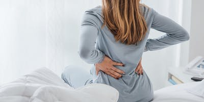 Back Pain Prevention for Moms and Moms-to-Be
