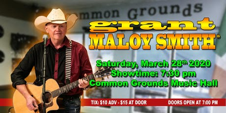 Grant Maloy-Smith tickets