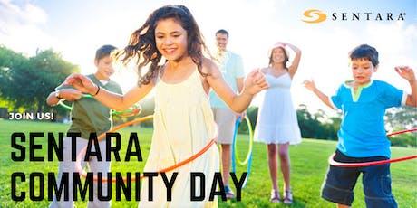 Sentara Community Day tickets