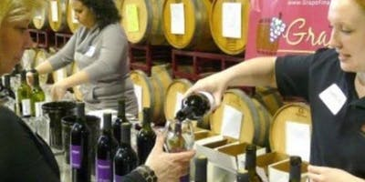 Winemaking Open House - Make Your Own Wine With Us!