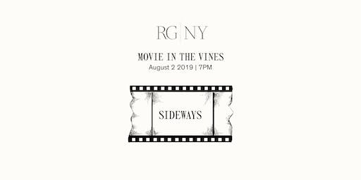 Movie in the Vines