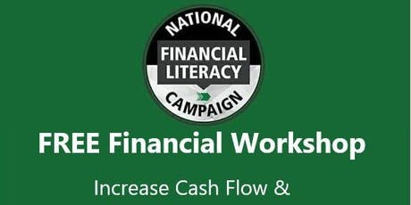 Finanical Literacy Workshop tickets