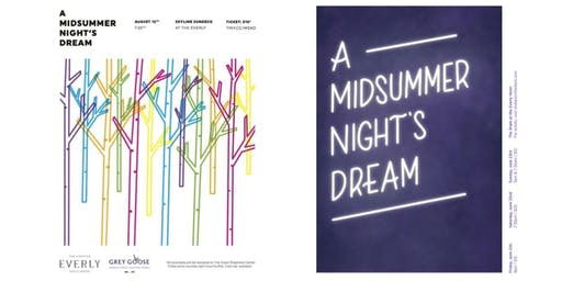 A MIDSUMMER NIGHT'S DREAM (Anniversary Show)