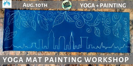 Yoga and Painted Mats at Zen Yoga! tickets