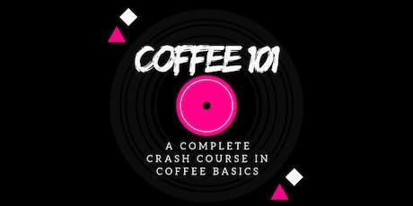 Coffee 101 @ LowFi tickets