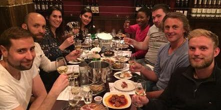 Wine and Tapas evening in London