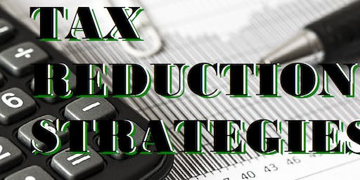Tax Reduction Strategies - Sept 17