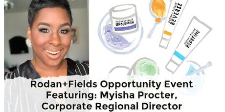 Rodan+Fields Opportunity Event tickets