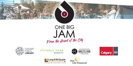 One Big JAM – From the Heart of the City (2019) tickets