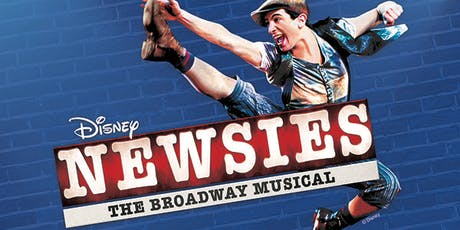 Sept 22nd: Newsies @ Central Stage Theatre & Olympic College tickets