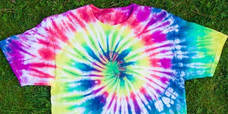 Crafts and Craft Beer: Tie Dye Shirt Making tickets