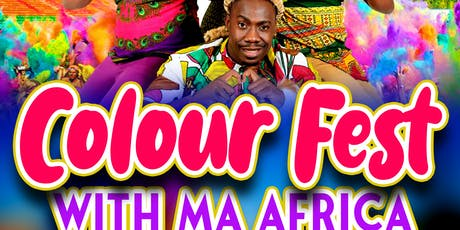 Nkhwazi PTA Colour fest  tickets