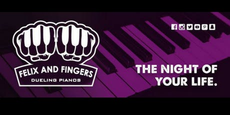 Dueling Pianos With Felix & Fingers LIVE at WaterTower Estates tickets