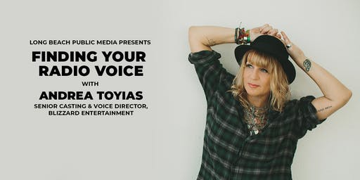 Finding Your Radio Voice: Andrea Toyias