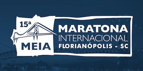 Pacote de Viagem - Meia Maratona Internacional de Florianópolis - 2019  ingressos