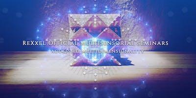 ReXxel Multisensorial Seminars, Chicago multidimensional healing activation
