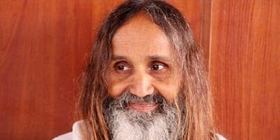 Satsang and meditation with Babaji