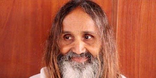 Satsang and meditation with Babaji