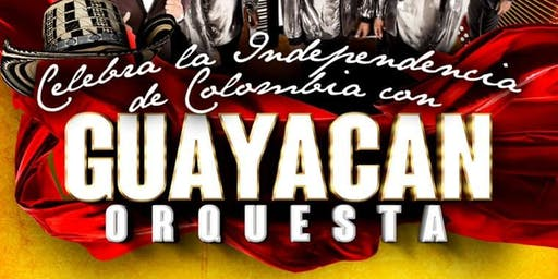 GUAYACAN LIVE!! @ Ivy Palm Beach Friday July 19th!! VIVA COLOMBIA!
