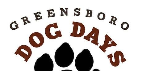 Dog Days of Summer Registration tickets