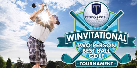 Triton Legal & WSGW Winvitational Golf Tournament tickets