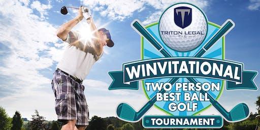 Triton Legal & WSGW Winvitational Golf Tournament