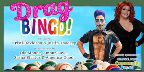 Saint John Pride Drag Bingo tickets