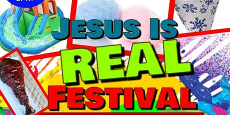 Jesus Is Real tickets
