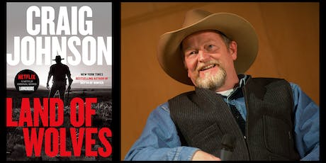 An Evening with Craig Johnson tickets
