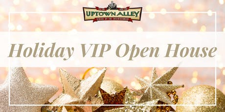 Holiday VIP Open House tickets