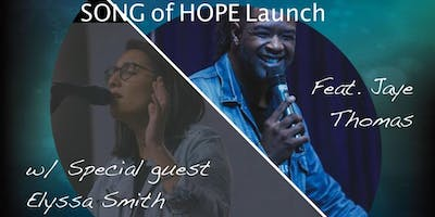 Song of Hope Launch Night of Worship