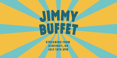 Jimmy Buffet Live Stream tickets