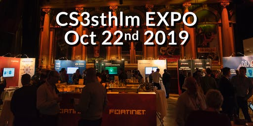 CS3sthlm EXPO Oct 22nd 2019