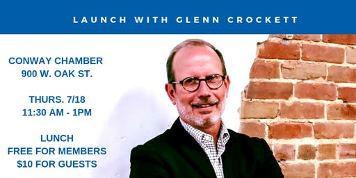 LAUNCH! with Glenn Crockett