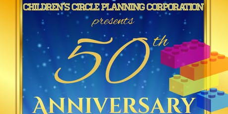 Children's Circle Planning Corp. 50th Anniversary Gala tickets