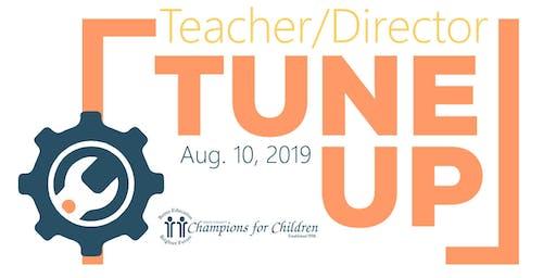 Teacher/Director Tune-Up 2019