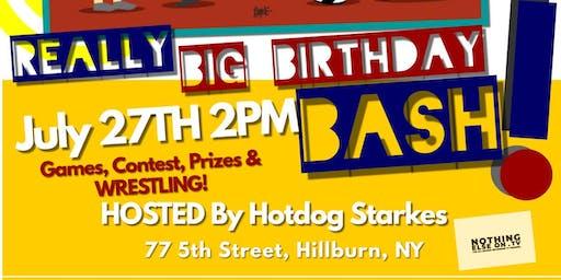 ACW Live Presents:  Really Big Brian's Really Big Birthday Bash!