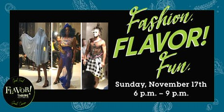 Fashion FLAVOR! and Fun: by Langston Jones tickets