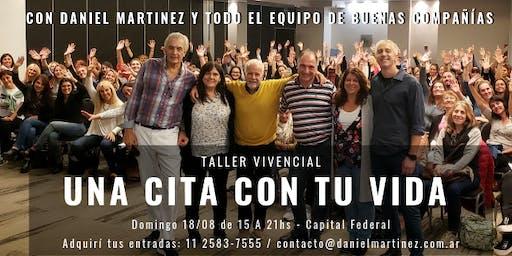 Taller Vivencial - UNA CITA CON TU VIDA