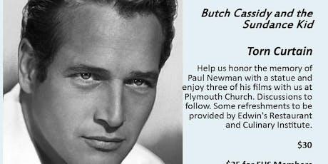 Paul Newman Film Series BUTCH CASSIDY tickets