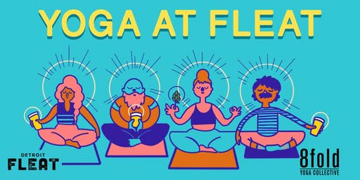 Yoga at Fleat