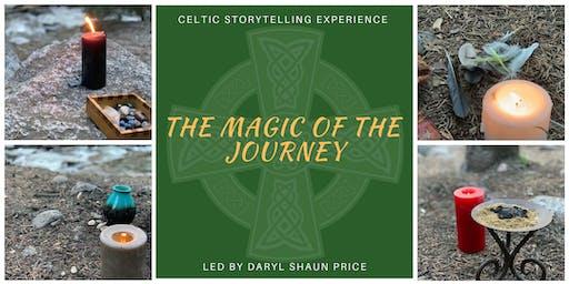 Celtic Storytelling at the Snowberry Inn