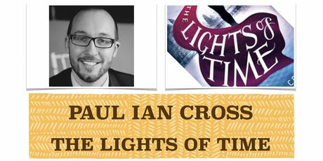 SUMMER READING CHALLENGE 2019 EVENT - 'The Lights of Time', Wormholes & Time Travel by Paul Ian Cross tickets