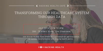 Hacking Health Summer Café