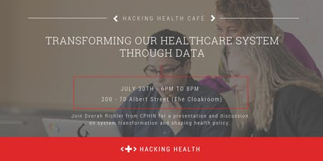 Hacking Health Summer Café tickets