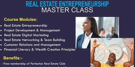 Real Estate Wealth Academy tickets