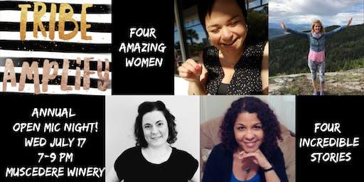 TRIBE AMPLIFY Women's Meet Up - July 2019 (Windsor Essex)