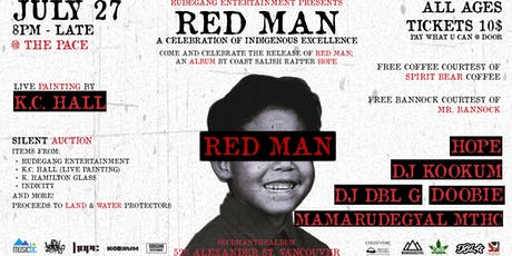 Red Man: A Celebration of Indigenous Excellence tickets