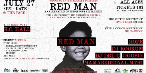 Red Man: A Celebration of Indigenous Excellence
